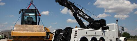 Устройство грузовых эвакуаторов